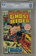 Ghost Rider #22 CBCS 9.6 (W) 1st Enforcer Charles Delazny