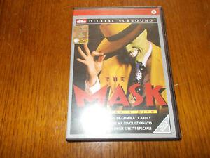 DVD THE MASK - DA ZERO A MITO  JIM CARREY