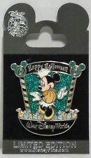 Disney Happy Halloween 2007 Candy Characters Minnie Pin 3-D LE 2000 CUTE HTF