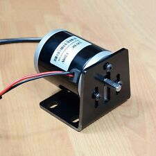 120W DC Motor With Holder Accessories For Mini Lathe Eletric Table Saw Bench