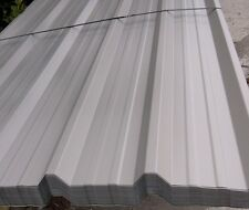 BOX PROFILE STEEL ROOF SHEETS , VARIOUS COLOURS AND LENGTHS , GALVANISED STEEL