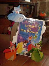DECOR en carton pour chambre de petite fille: La BELLE au BOIS DORMANT/H=75cms