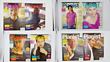 26 x copies of the 'Pianist' magazine - nos 32 to 52 &  54 to 58