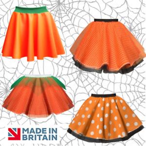 Kids HALLOWEEN COSTUMES and PUMPKIN SKIRTS FANCY DRESS COSTUME Lots of Styles UK