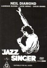 The JAZZ SINGER (Neil DIAMOND Laurence OLIVIER Lucie ARNAZ) Music Film DVD Reg 4