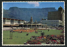 Posted C1970s View of the Train Station, Cape Town, South Africa