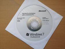 Microsoft Windows 7 Professional - 64 Bit - DVD /  ohne Lizenz Key         Nr.2