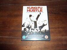 Kung Fu Hustle DVD (2005) Stephen Chow VGC Free UK P&P