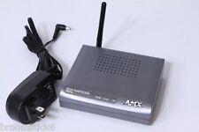 AMX NXA-WAP200G FG2255-01 802.11G WAP With Power Supply