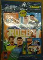 Pack Album PANINI Rugby 2019-2020 + 2 pochettes Stickers * NEUF * Sous Blister