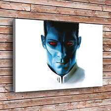 542-Grand Admiral Thrawn Painting HD Print on Canvas Home Decor Wall Art Picture