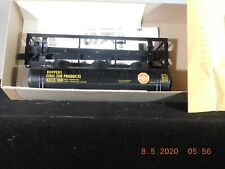 Athearn HO Scale 3-Dome Tank Car 40' Koppers Coal Tar