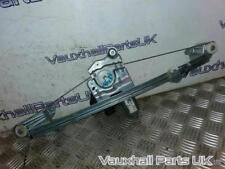 Vauxhall Zafira B Mk2 N/S/R Passenger Rear Window Motor Regulator 13132231 56699