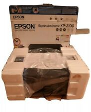 Epson Expression Home XP-2100 Wireless Inkjet Printer With Ink