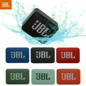 JBL GO2 Wireless Bluetooth Speaker Mini Waterproof Outdoor Portable Speaker New