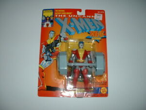 TOY BIZ 1991 X-MEN COLOSSUS ACTION FIGURE--MIP !