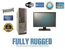 """Dell Intel Core I5 Windows 10 Professional Desktop Pc 8 Gb 1 Tb Dell 20 """" Screen"""