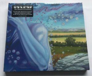 KANSAS - The Absence Of Presence - CD Album - NEW SEALED