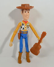 "6.5"" Sheriff Woody w/ Guitar & Hat Mattel Action Figure Disney Toy Story 2"