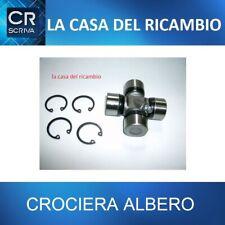 34/1465 CROCIERA ALBERO TRASMISSIONE CON INGRASSATORE FIAT PANDA 169 4X4 2003>