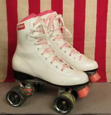 Vintage Chicago Womens Roller Skates Chicago Baseplates Rock Skate Wheels GT50