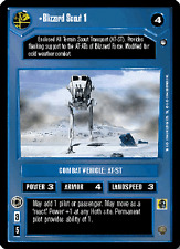 Blizzard Scout 1 [Mint] HOTH LIMITED BB star wars ccg swccg