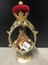 Christmas In July /Holy Family 30 Cm Nativity Scene Religious