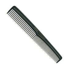 Comair Black Line 400 Celcon Professional Hairdressing Barber Cutting Comb