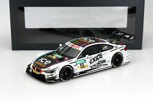 BMW M4 Team RMG M.Wittmann DTM Champion 2014 - 1:18