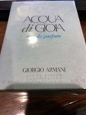 ACQUA DI GIOIA by Giorgio Armani 3.4 oz 100 ml EDP SPRAY Women NEW IN BOX SEALED