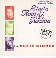 (BG529) Linda Roos & Jessica, Goeie Dingen - 1997 CD