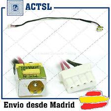 CONECTOR DC JACK  ACER EXTENSA 5235, 5635, 5635G, 5635E (Con Cable)
