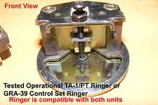 TA-1/PT or GRA-39 Control Radio Set Buzzer Unit Signal Corps Vietnam switchboard