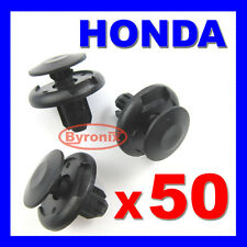HONDA CIVIC Crea accordo wheel Arch interno Fodera Paraurti Splashguard Trim Clip