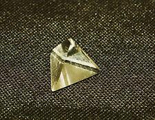 Petit Tetraedre Quartz Solide de Platon