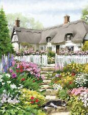 Rectangular Jigsaw (Portrait) - Country Cottage