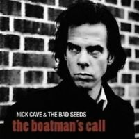 "NICK CAVE & THE BAD SEEDS ""THE BOATMAN'S..."" CD+DVD NEW"