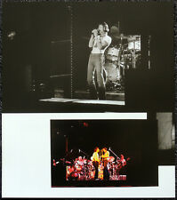 PINK FLOYD POSTER PAGE 1980 THE WALL EARLS COURT GILMOUR WATERS MASON .R68