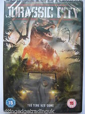 Jurassic City: Los Angeles is under attack. [DVD, 2014] NEW SEALED Region 2 PAL