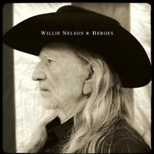 WILLIE NELSON - HEROES  CD++++COUNTRY+++++++++ NEUF