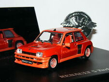 Eagle Collectibles 1980 Renault 5 Turbo Red 1/43