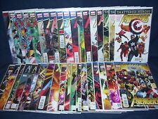 Avengers Vol #4 Complete Run #1 - #34 Heroic Age Fear Itself AvX Tie Ins  NM