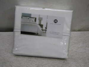 Hotel Collection Embroidered Frame King Comforter, White
