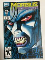 Morbius The Living Vampire #2 Spiderman Vintage Marvel High Grade