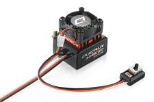 Hobbywing QuicRun Brushless 60A Sensored ESC 10BL60 1/10 1/12 for car