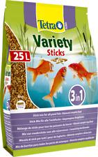 Tetra Pond Variety Sticks 1L 4L 7L 10L 15L 25L Garden Pond Fish Food Floating