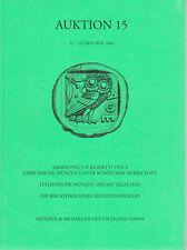 HN Munzen & Medaillen Deutc.Gmbh – GRIECHISCHE, ITALIENISCHE, DIE BIBLIOT  cb486