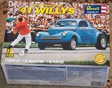 Revell Monogram Stone, Woods & Cook '41 Willys Gasser Model Kit 1/25