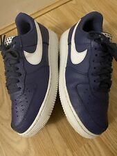 nike air force 1 07 Blue Recall Mens Size Uk 7