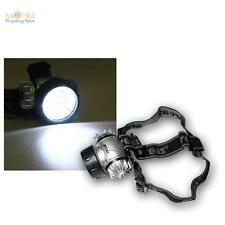 LED Stirnlampe / Helmleuchte mit 28 LEDs Helmlampe Stirnleuchte inkl. Batterien